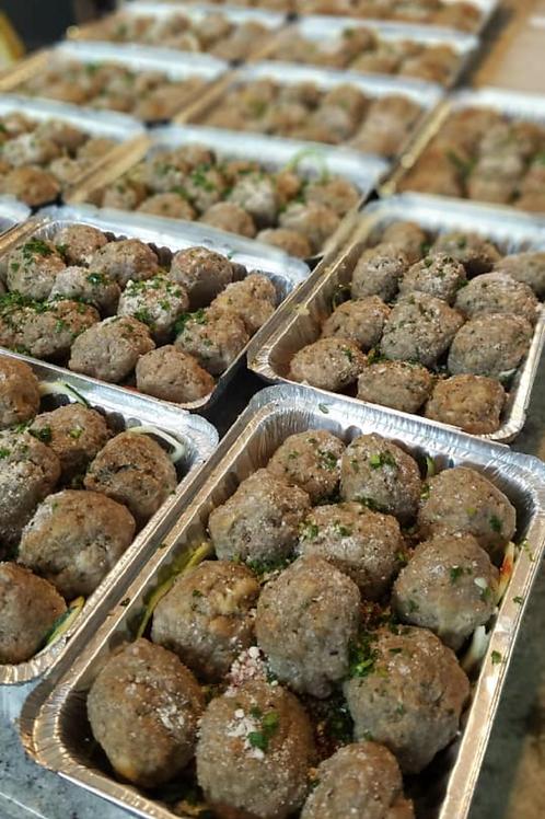 Sarah's Turkey Meatballs