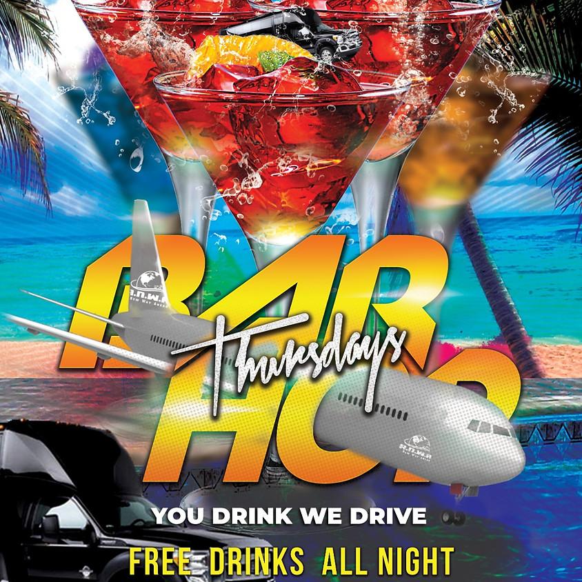 Bar Hop Thursdays!