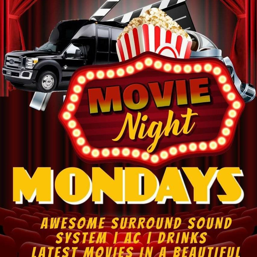 Movie night Mondays!