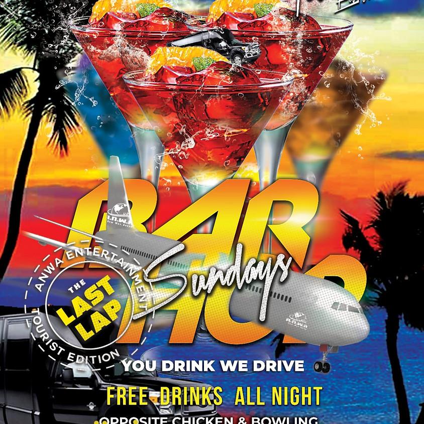 Bar Hop Sundays! (Last Lap!)