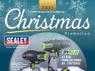 Sealey Christmas Promo