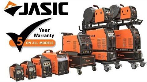 Jasic Welding Machines