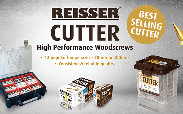 REISSER High Performance Woodscrews