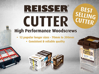 REISSER High Performance Woodscrews
