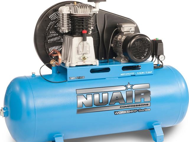 NuAir Compressors
