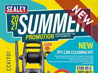 Sealey 2021 Summer Promotion
