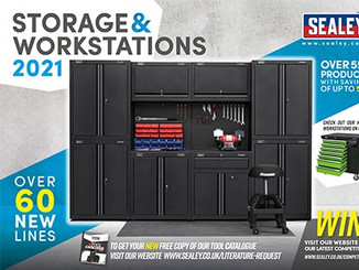 Storage & Workstations