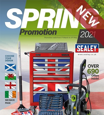 Sealey Spring Promotion