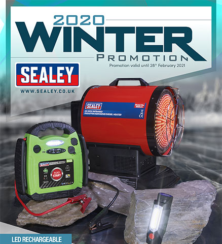 Winter 2020 Promotion