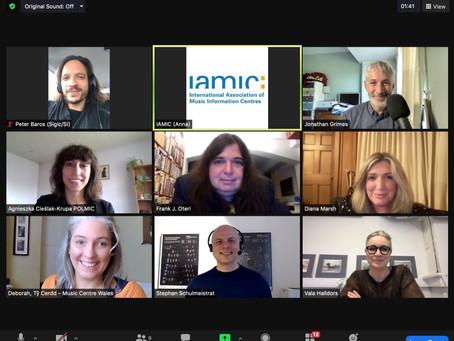 IAMIC – International Association of Music Information Centres