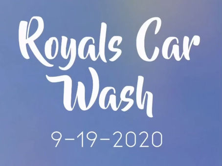 The 2020 Car Wash was a huge success!