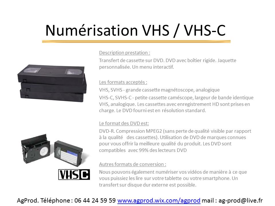 Vous souhaitez numériser, transférer vos VHS,super8,vinyles,audios,photos,négatifs...n'hésitez plus prix imbattable tous une gamme de produits personnalisés.