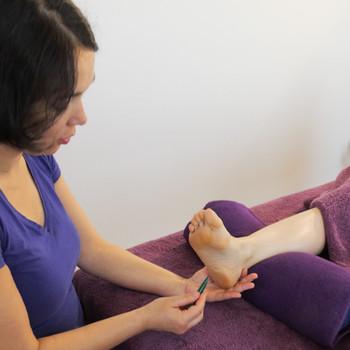 CAbinet de massage Auray Morbihan