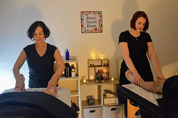 Massage 4 mains Auray