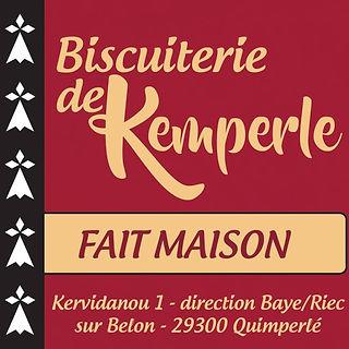 Biscuiterie de Kerperlé