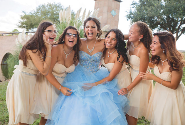 photography quinceanera