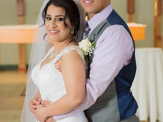 Aida and Casey Stunning Wedding Photo Shoot