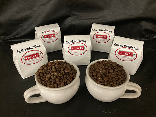 """Flavored Coffee """"Fresh Roasted"""" 2lb"""