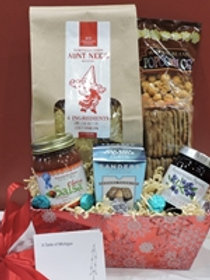 Taste of Michigan Basket