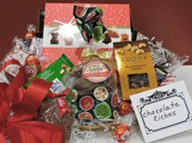 Chocolate Riches Basket
