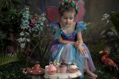 little fairies tea party