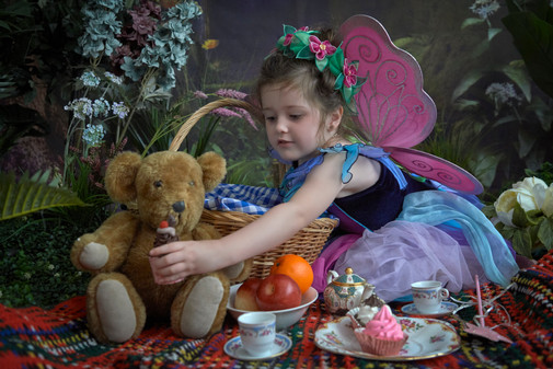 Teddybears cake