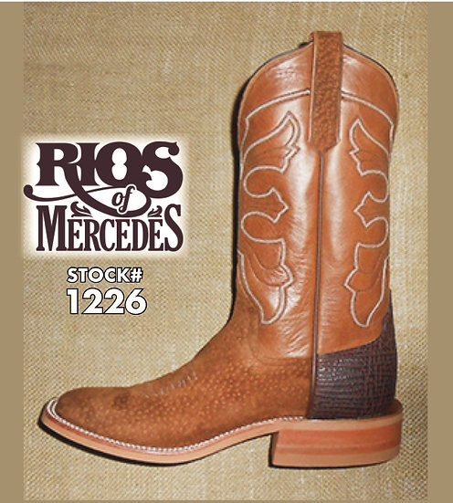 Rios of Mercedes 12 inch / Stock #1226