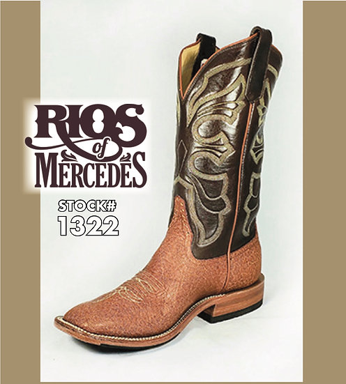 Rios of Mercedes 13 inch / Stock #1322