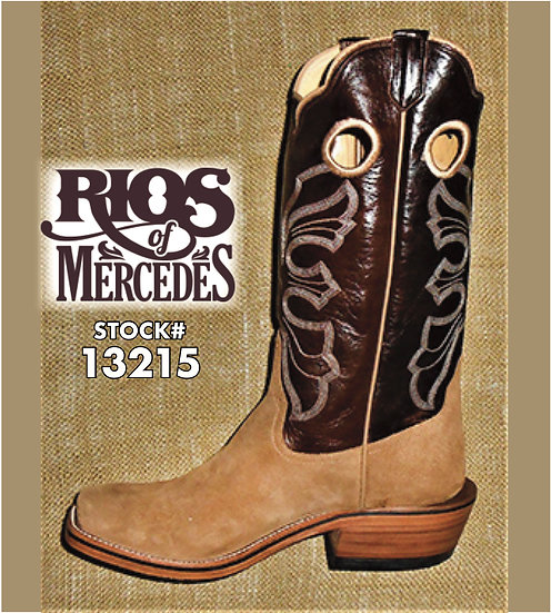 Rios of Mercedes 13 inch / Stock #13215
