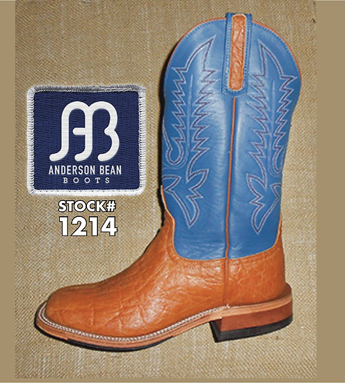 Anderson Bean 12 inch / Stock #1214