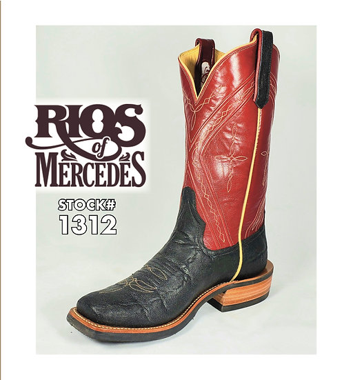 Rios of Mercedes 13 inch / Stock #1312