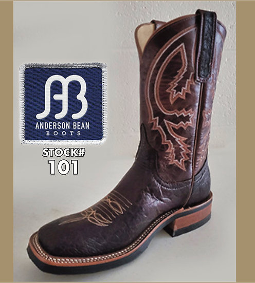 Anderson Bean 10 inch / Stock #101
