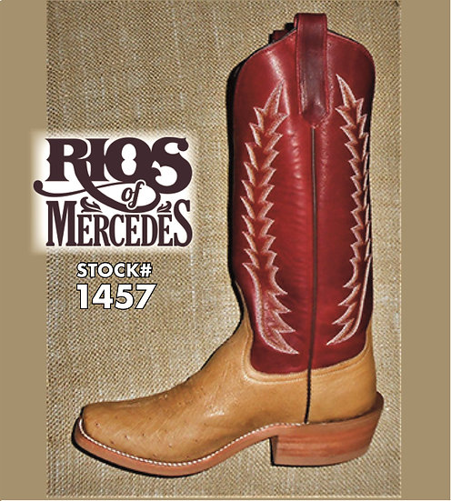 Rios of Mercedes 14 inch  / Stock #1457
