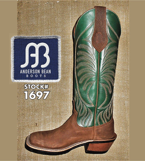 Anderson Bean 16 inch / Stock #1697