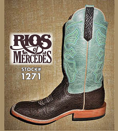 Rios of Mercedes 12 inch / Stock#1271