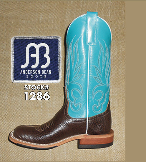 Anderson Bean 12 inch / Stock #1286