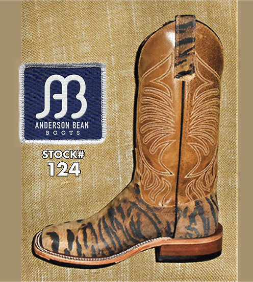 Anderson Bean 12 inch / Stock #124