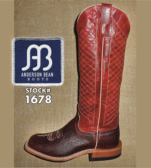 Anderson Bean 16 inch / Stock #1678