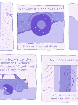 CAR CRASH BLUES