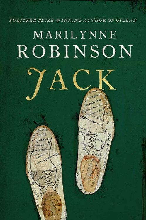 Jack / Marilynne Robinson