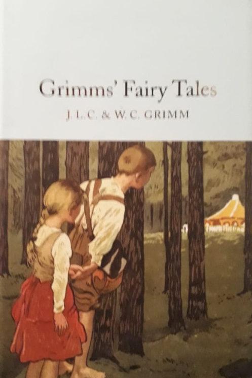 GRIMMS' FAIRY TALES J. L. C. & W. C. Grimm