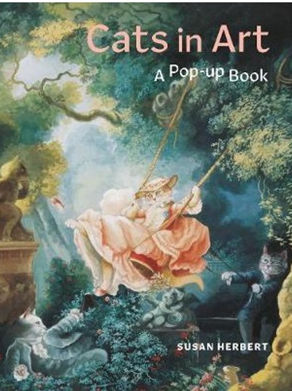 Cats in Art: A Pop-Up Book/ Corina Fletcher ,
