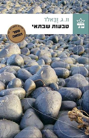 טבעות שבתאי/ ו. ג. זבאלד