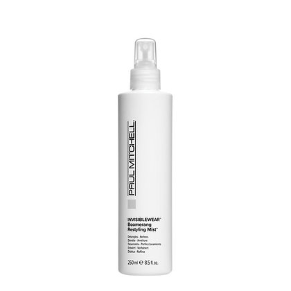 Paul Mitchell Invisible Wear Boomerang Restyling Mist 8.5oz