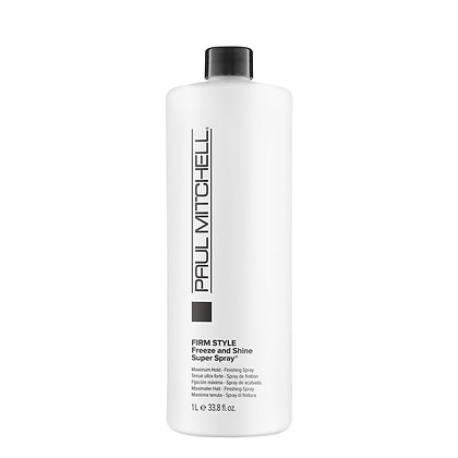 Paul Mitchell Firm Style Freeze and Shine Super Spray 33.8 oz.