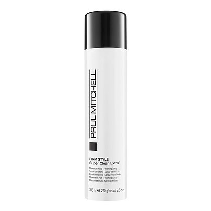 Paul Mitchell Firm Style Super Clean Extra 9.5 oz.