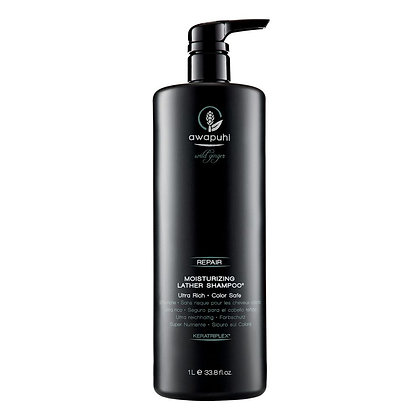 Paul Mitchell Awapuhi Wild Ginger Moisturizing Lather Shampoo 33.8 oz