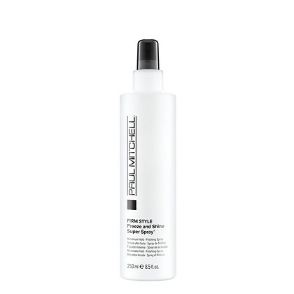Paul Mitchell Firm Style Freeze and Shine Super Spray 8.5 oz.