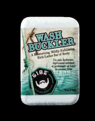 Gibs Grooming Washbuckler Soap Bar 6 oz