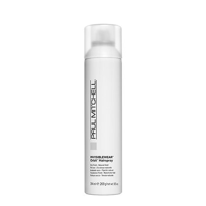 Paul Mitchell Invisible Wear Orbit Finishing Hairspray 9.5oz